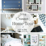 2014 Summer Home Tour {and a GIVEAWAY!!!}
