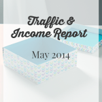 May 2014 Traffic and Income Report