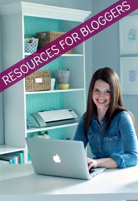 Resources for Bloggers | JustAGirlAndHerBlog.com