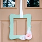 Spring to Summer Door Decor