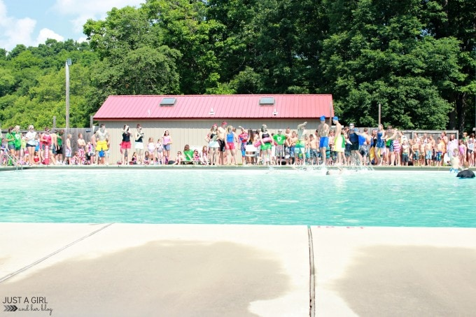 Day Camp | Just a Girl and Her Blog