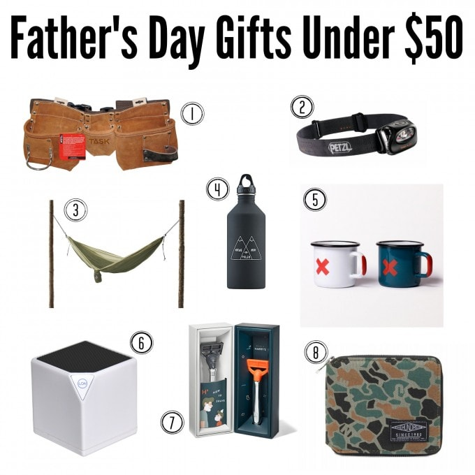 Father's Day Gift Guide 2014 at JustAGirlAndHerBlog.com