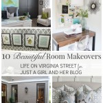 10 Beautiful Room Makeovers {Life on Virginia Street}
