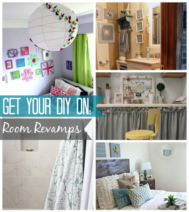 Get Your DIY On: Room Revamps
