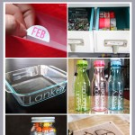 16 Creative Projects for Label Lovers {The Thinking Closet}