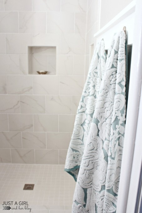Our Diy Master Bathroom Abby Lawson
