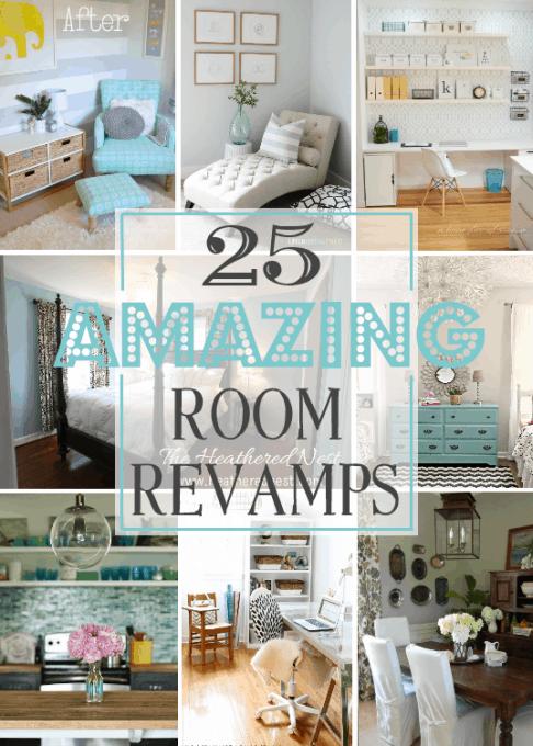 25 Amazing Room Revamps