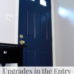 How to Paint an Interior Door | JustAGirlAndHerBlog.com
