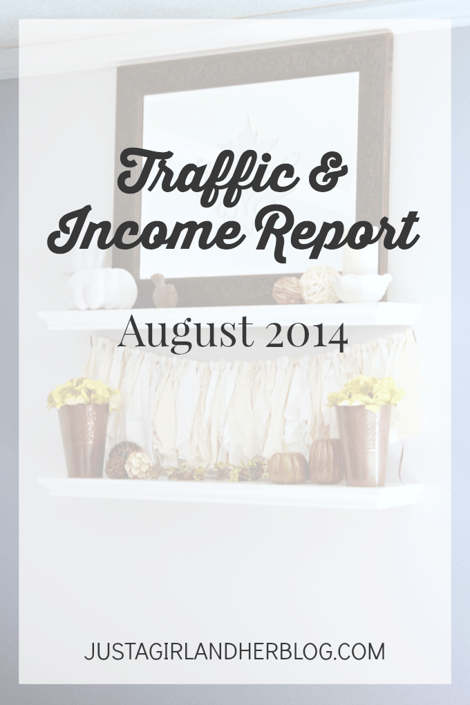 Income Report August 2014