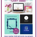 The Ultimate Blogging Giveaway at JustAGirlAndHerBlog.com