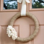 A Neutral Fall Wreath