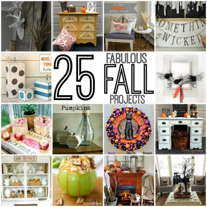 25 Fabulous Fall Projects