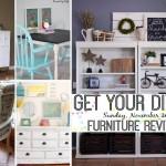 Get Your DIY On Furniture Revivals
