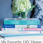My Favorite DIY Home Books A Giveaway | JustAGirlAndHerBlog.com