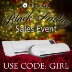 Silhouette Black Friday Sale | JustAGirlAndHerBlog.com