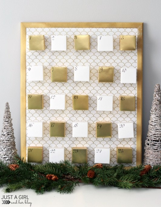 How to Make an Advent Calendar