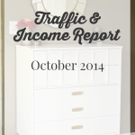 October 2014 Traffic and Income Report