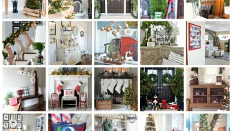 28 Inspiring Holiday Homes | JustAGirlAndHerBlog.com