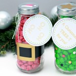 M&M Milk Bottle Teacher Gift {and a Silhouette GIVEAWAY!}