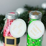 M&M Milk Bottle Teacher Gift