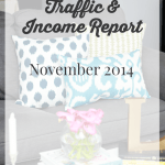 November 2014 Traffic and Income Report