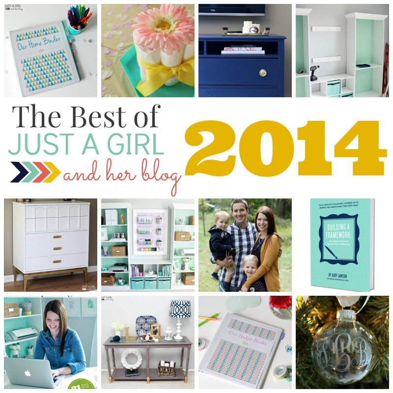 f2cd4c24c The Best of Just a Girl and Her Blog 2014