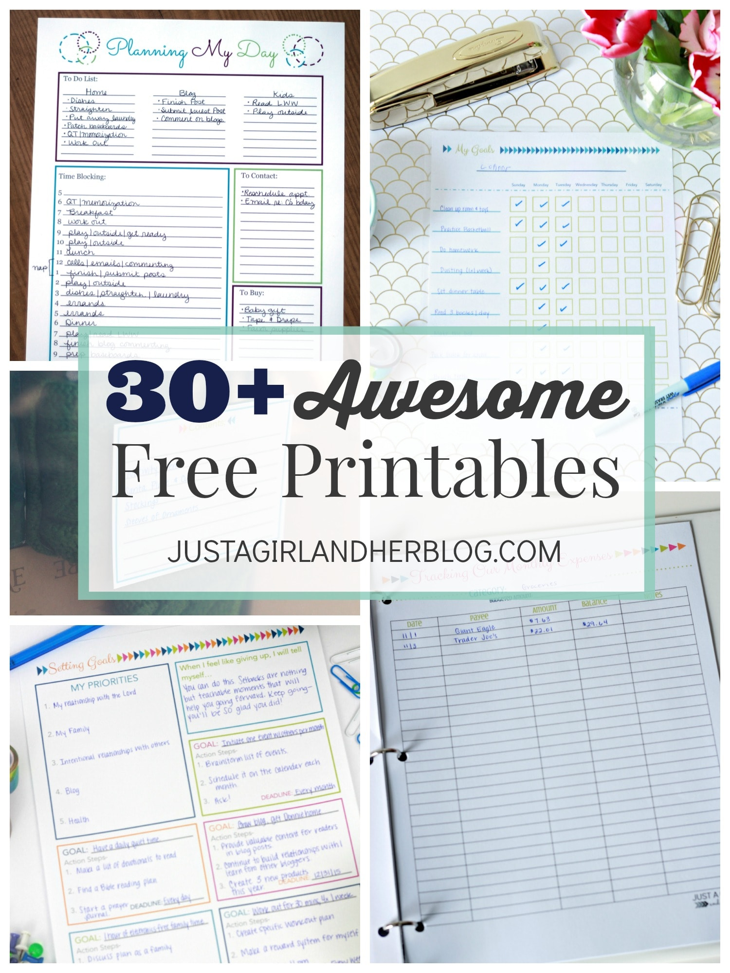 picture regarding Justagirlandherblog identify Task Gallery- Absolutely free Printables Abby Lawson