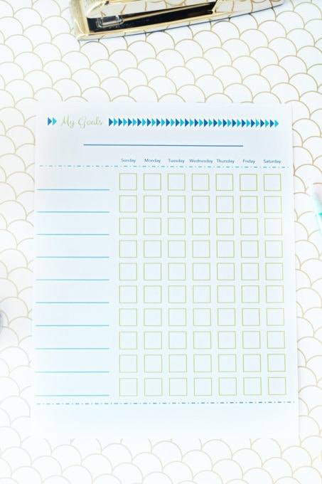 Organizing The Kids Free Printable Chore Charts  Just A Girl And