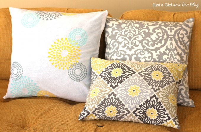 15 Simple & Inexpensive DIY Upgrades | JustAGirlAndHerBlog.com