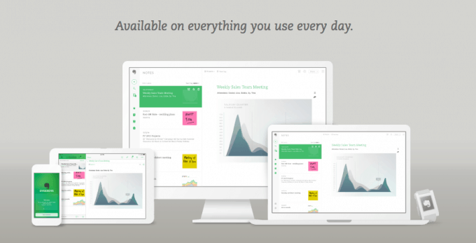 evernote on all your devices