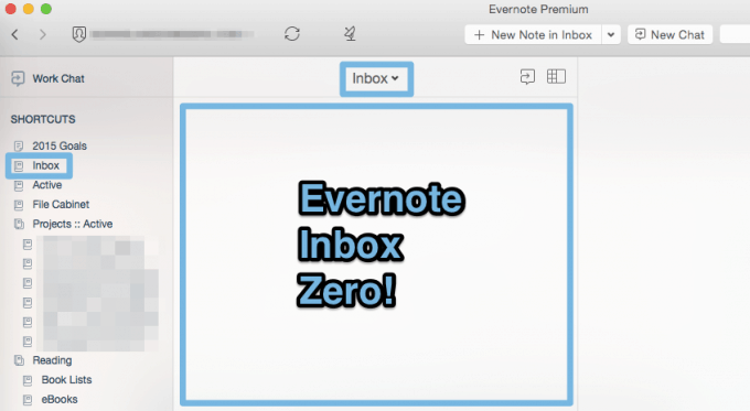 evernote_inbox_zero