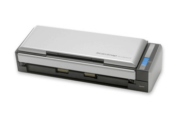fujitsu scansnap s1300i going paperless