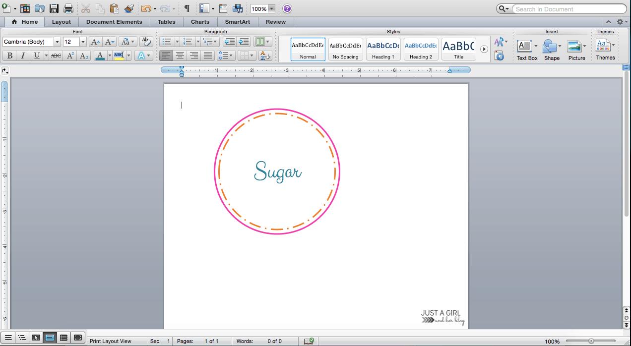 Microsoft Office Word 2015