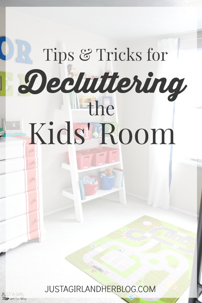 photograph relating to Justagirlandherblog referred to as Decluttering the Small children House Abby Lawson