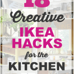 18 Creative IKEA Hacks for the Kitchen