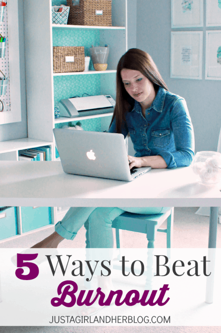 5 Ways to Beat Burnout