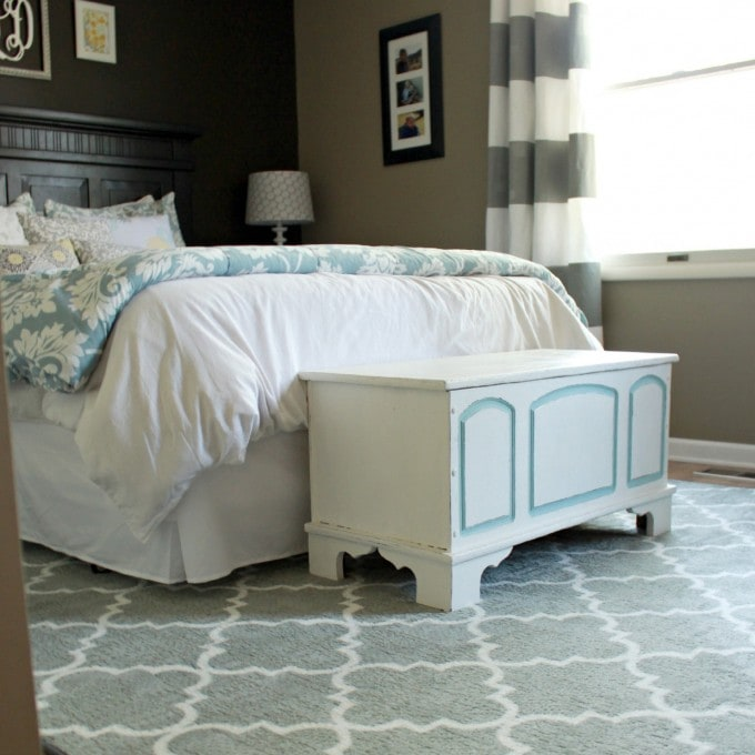 Plans for the Master Bedroom | JustAGirlAndHerBlog.com