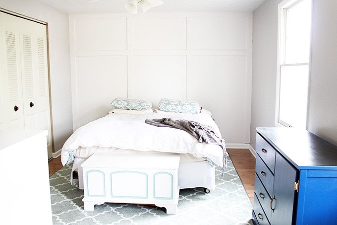 Master Bedroom Progress | Just a Girl and Her Blog