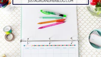 How to Launch an eBook in 3 Weeks | JustAGirlAndHerBlog.com