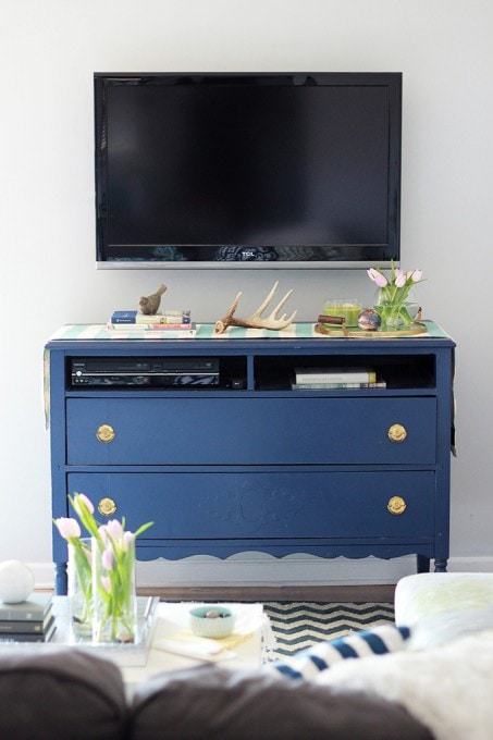 2015 Spring Home Tour | Just a Girl and Her Blog