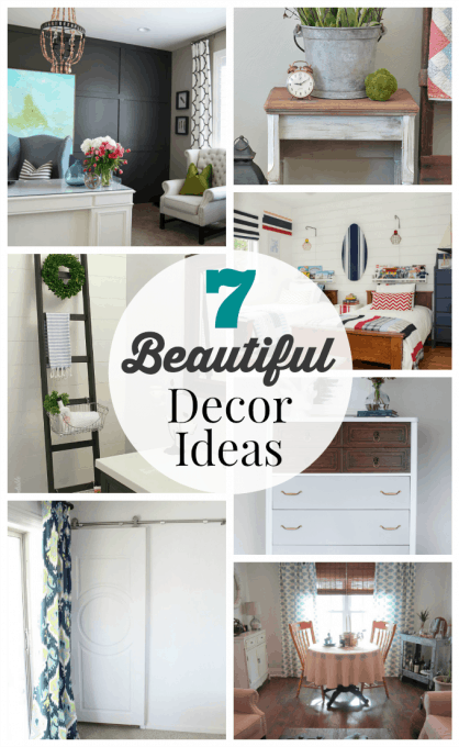 7 Beautiful Decor Ideas | Hit Me with Your Best Shot