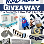 Boy Mom Madness Link Party & Giveaway!!!