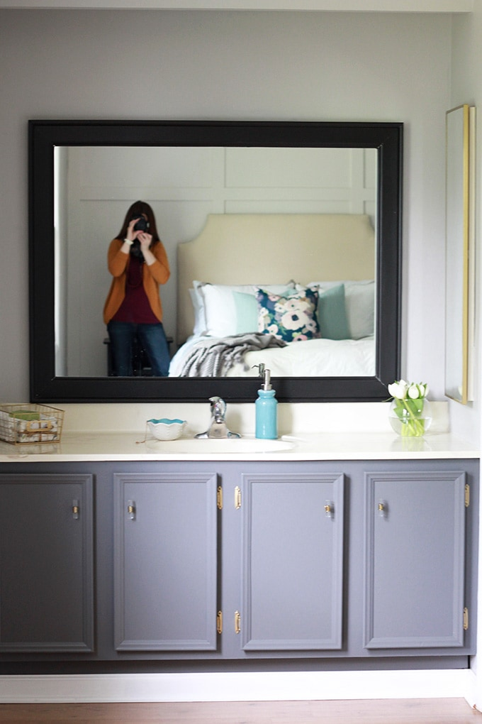 How To Transform A Builder Grade Vanity Abby Lawson