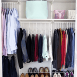 The KonMari Method: Organizing Clothes