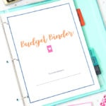Finance- Free Printable Budget Binder, personal finance, save money, budgeting, saving money, spend less money and save more
