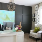 A Beachy Chic Home Office | Life on Virginia Street for Just a Girl and Her Blog