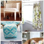 Get Your DIY On {Fabric DIYs}