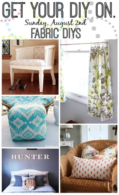 Super Simple DIY Cafe Curtains | JustAGirlAndHerBlog.com
