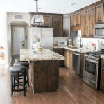 A Neutral Kitchen | Hawthorne & Main for Just a Girl and Her Blog