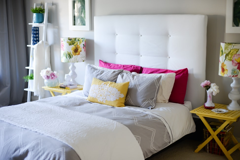 An Eclectic Master Bedroom Place Of My Taste For Just A Girl And Her Blog Just A Girl And
